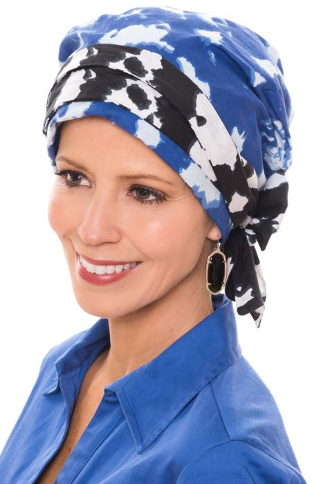 Alissa Snood Headwrap | Womens Head Covering | Cotton Headcovers