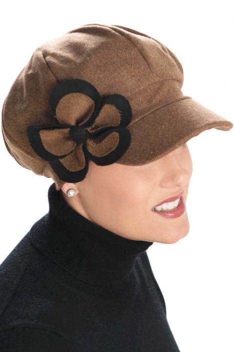 Audrey Newsboy Hat