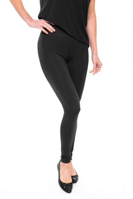 Viscose from Bamboo Leggings | Cardani Clothing Rosemunde Legging Tights Yoga Pants