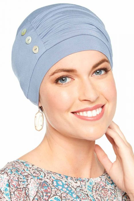 Hat for Large Heads | Cardani® Large Synergy Hat in Viscose from Bamboo | Day or Sleep Cap