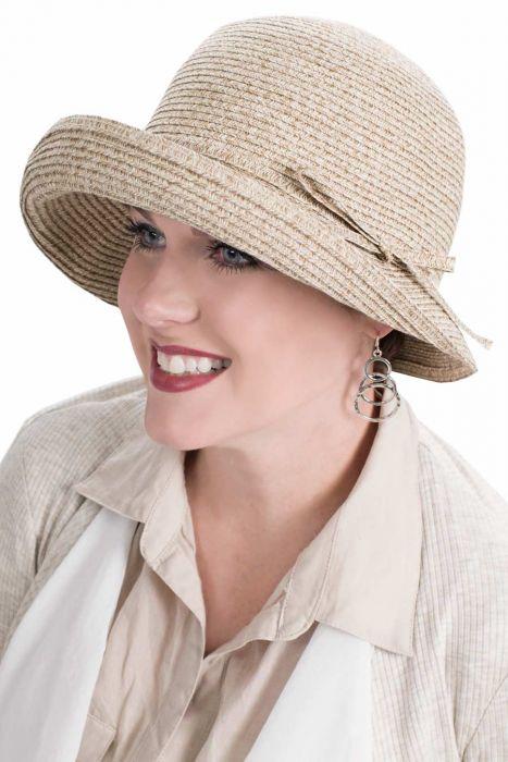 Petite Size Basic Bowler Sun Hat | Summer Hats for Women