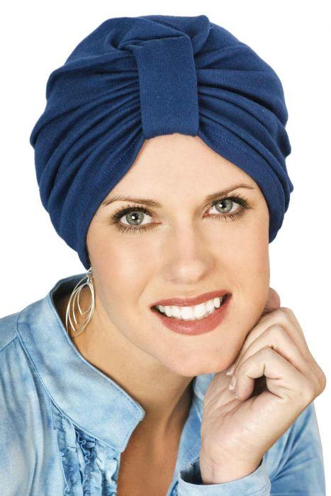 FACTORY SECONDS: Petite Basic Cotton Blend Turbans