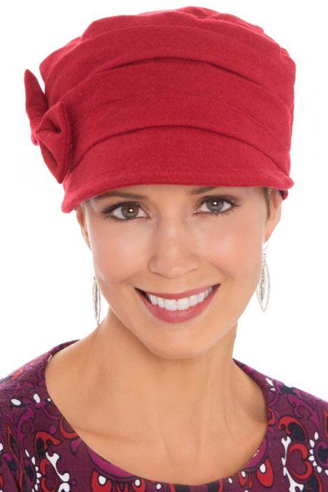 Beau Cadet Cap | Fall & Winter Hats for Women