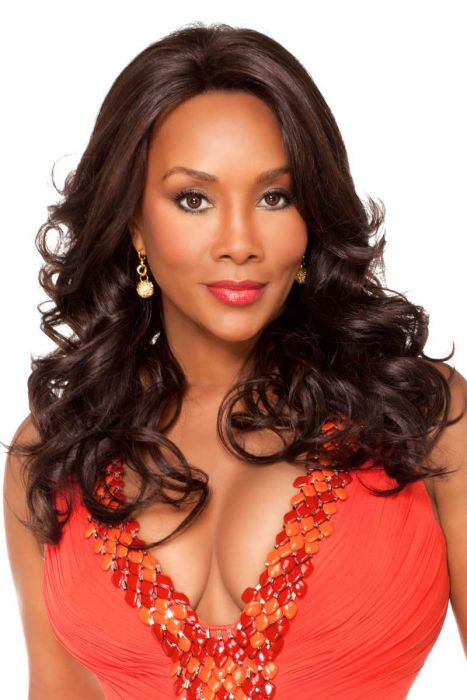 Bellagio-V by Vivica Fox Wigs - Lace Front, Human Hair Wig