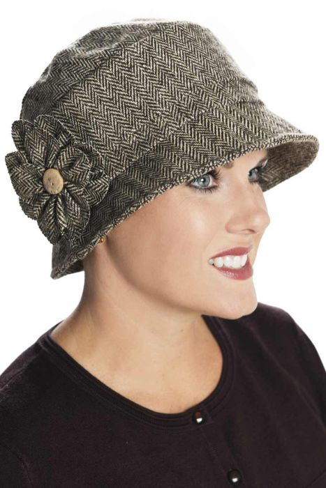 Bellini Cloche Hat - Winter Hat
