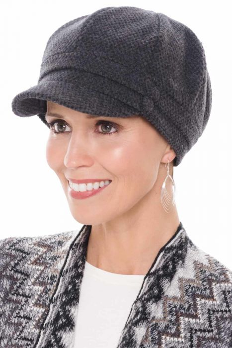 Blaine Newsboy Hat | Fall & Winter Hat for Women
