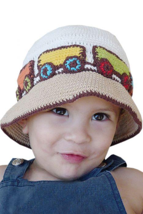 Crochet Hats for Boys
