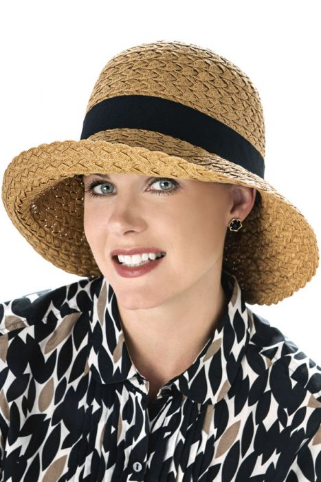 Braided Brittany Sun Hat