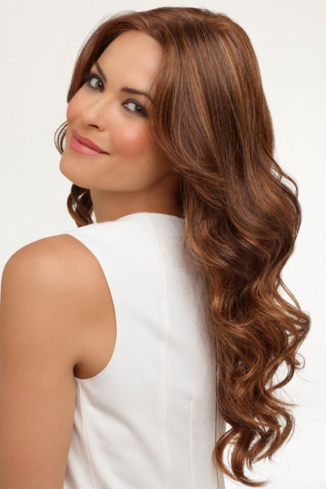 Brianna by Envy Wigs - Lace Front, Monofilament Wig