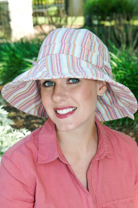 Dawn Linen Hat