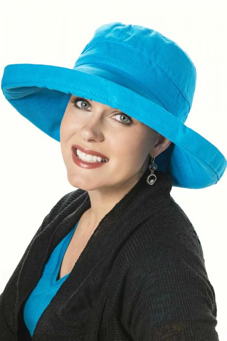 Sun Protection Hats | Brimmed Natalie Sun Hat for Women