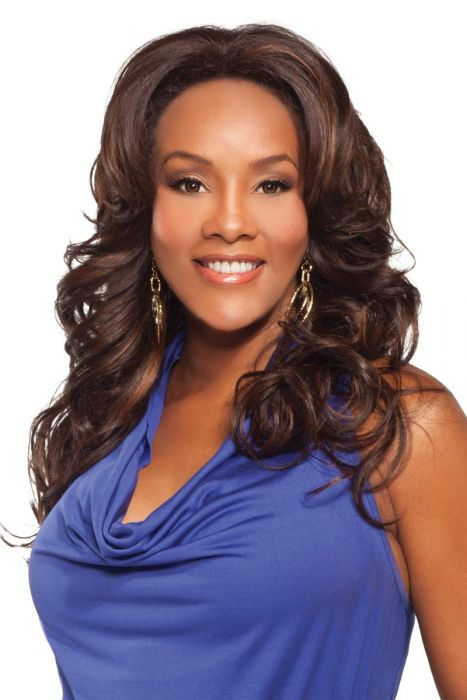 Britney-V by Vivica Fox Wigs - Heat Friendly Synthetic, Lace Front Wig