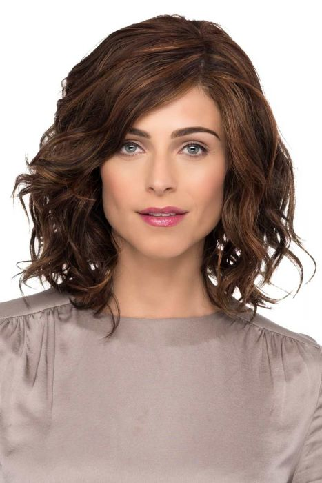 Brooklyn by Estetica Designs Wigs - Monofilament Top, Lace Front Wig