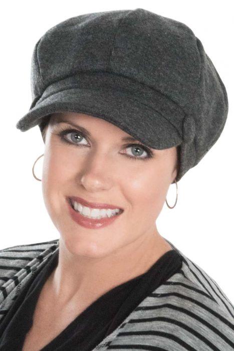 Cabbie Newsboy Cap - Winter Hat for Women