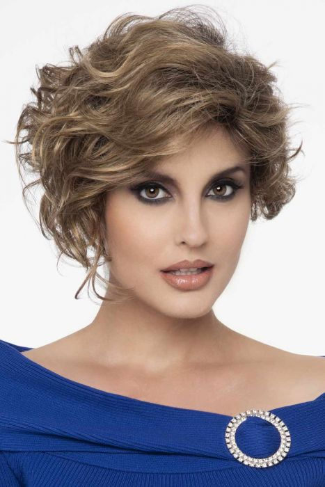Carrisa by Envy Wigs - Lace Front, Monofilament Part Wig