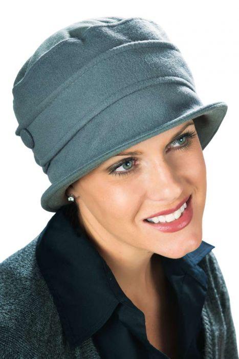Fleece Charleston Hat
