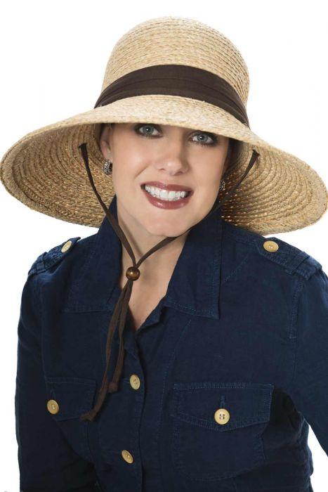 Charlotte Garden Hat - Sun Protection Hat for Women