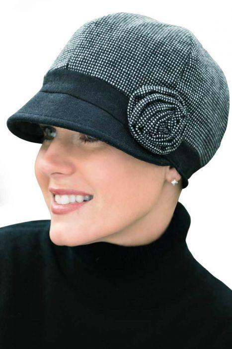 Clarissa Rose Newsboy Hat