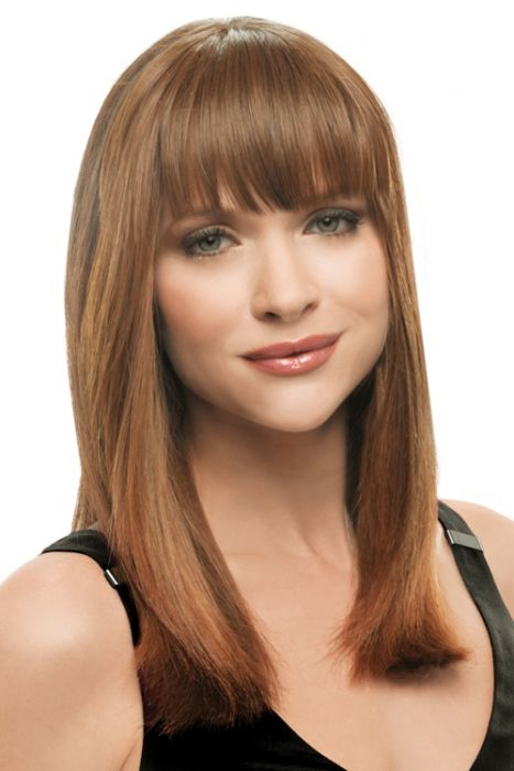 Clip In Bangs 1PC by Hairdo