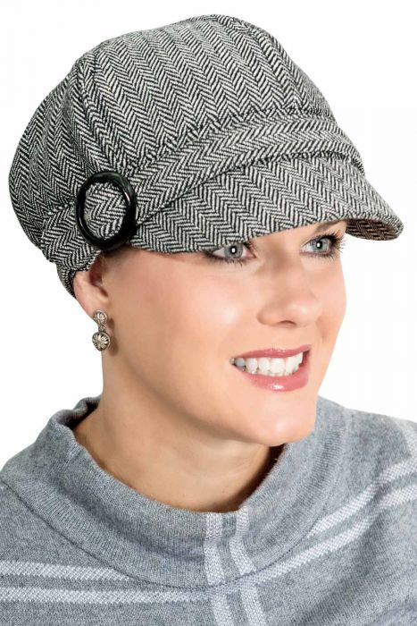 Colleen Newsboy Hat - Fall and Winter Hats for Women