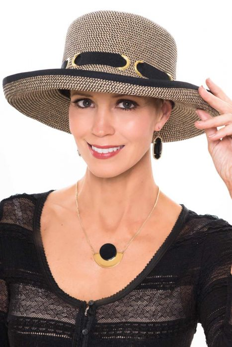 Colette Ribbon Hat | UPF 50 Sun Protection Hat | Summer Hats for Women