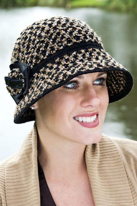 Constance Boucle Cloche Hat