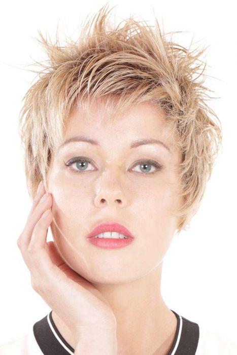 Cortado Cut by Belle Tress Wigs - Lace Front, Monofilament Part Wig