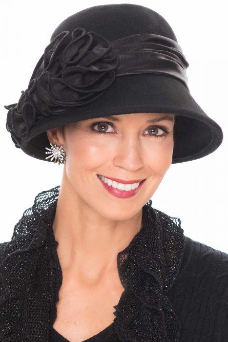 Cosmopolitan Cloche Hat | Vintage Cloche Hats for Women
