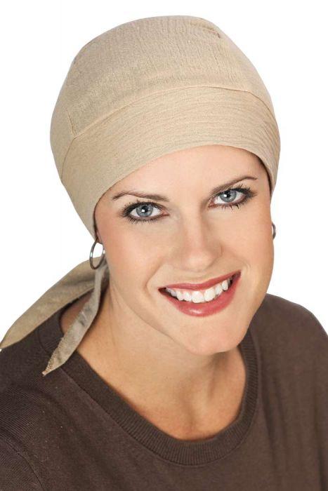 100% Cotton Gauze Head Wraps Du Rags for Women