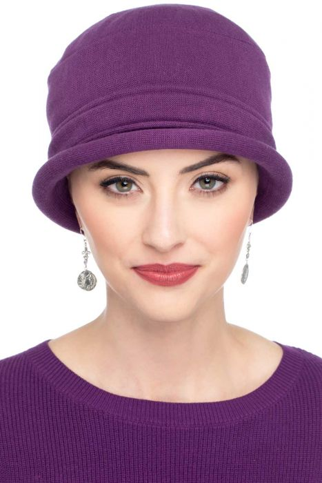 Cotton Roller Hat | All Cotton Hats for Women