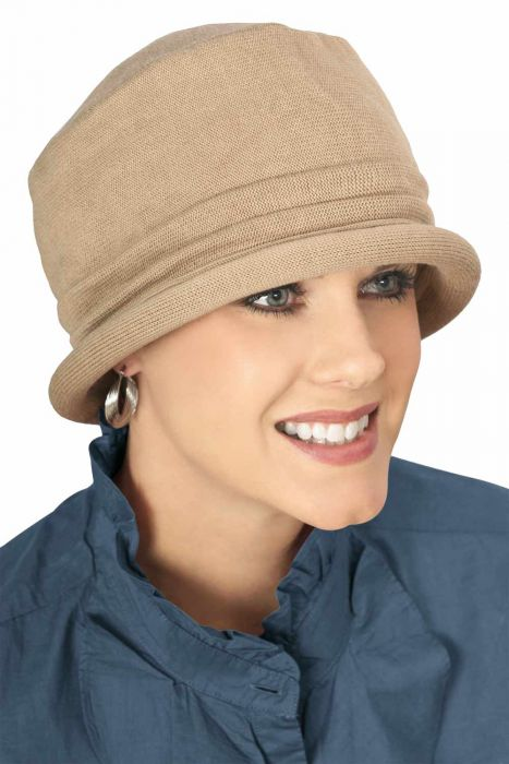 Cotton Roller Hat   All Cotton Hats for Women