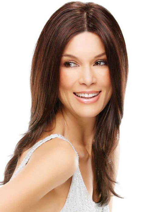 Courtney by Jon Renau Wigs - Lace Front, Hand Tied, Monofilament Wig