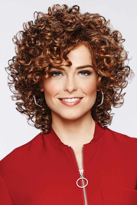 Curl Appeal by Eva Gabor Wigs - Lace Front Wig