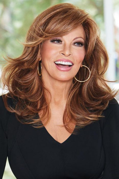 Curve Appeal by Raquel Welch Wigs - Lace Front, Mono Part Wig