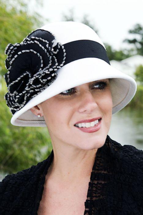 Darla Rose Cloche Hat