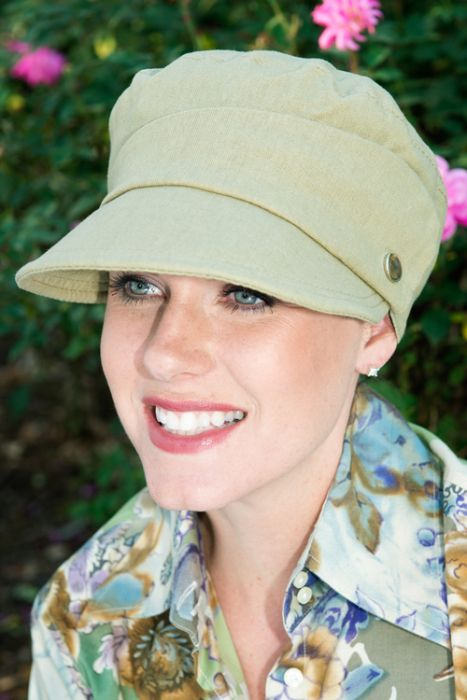 Darlene Newsboy Hat