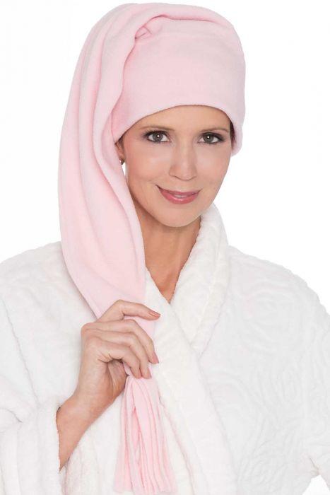 Elf Sleep Cap - Fleece Stocking Sleeping Hat for Men or Women