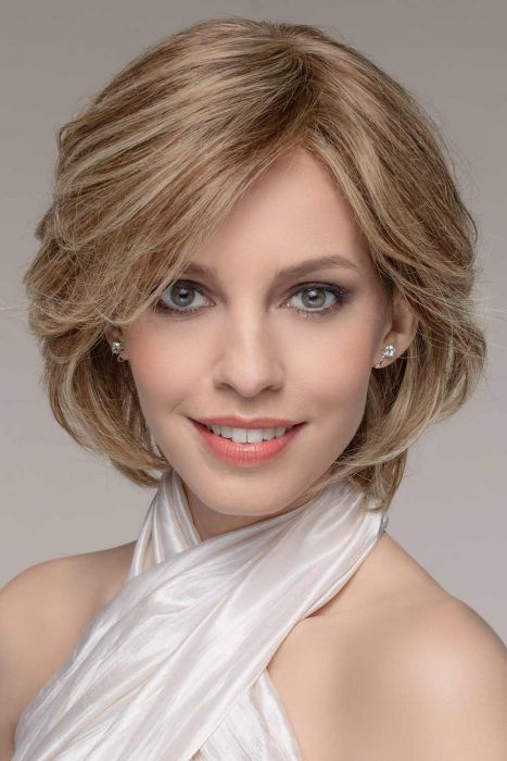 Brilliance Plus by Ellen Wille Wigs - Remy Human Hair, Monofilament Top, Hand Tied, Lace Front Wig