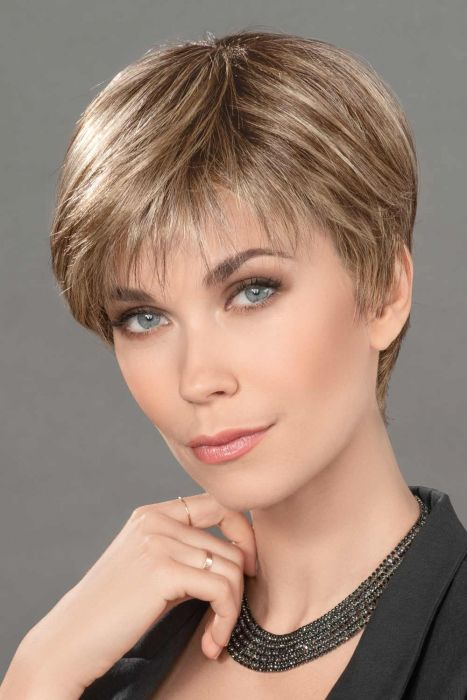 Lace Top Hairpiece Topper by Ellen Wille Wigs - Monofilament, Lace Front