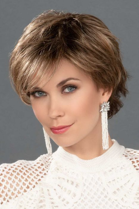 Joy by Ellen Wille Wigs - Mono Top, Hand Tied, Extended Lace Front Wig