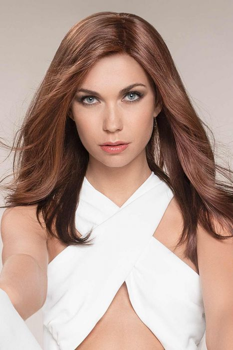Passion by Ellen Wille Wigs - Remy Human Hair, 100% Hand Tied, Double Monofilament Wig