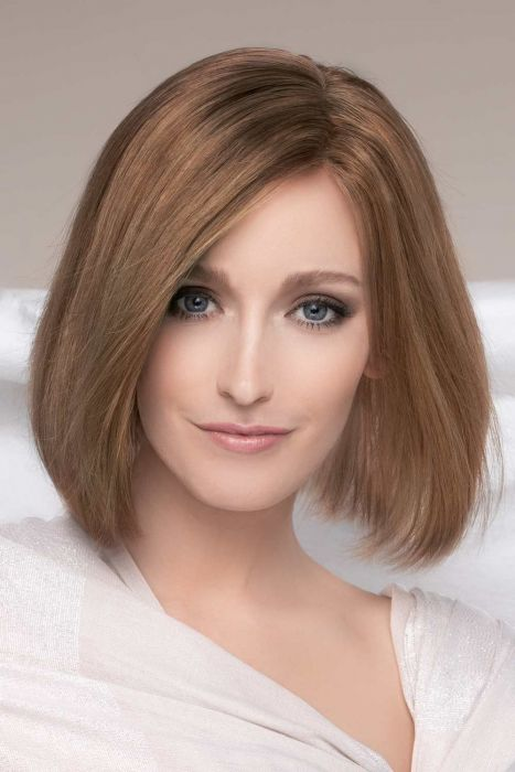 Prestige by Ellen Wille Wigs - Human Hair, 100% Hand Tied, Lace Front, Monofilament Wig