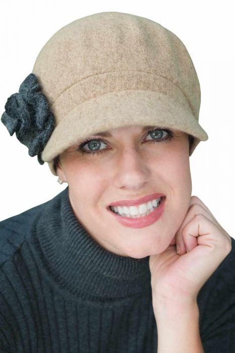 Ellie Newsboy Hat