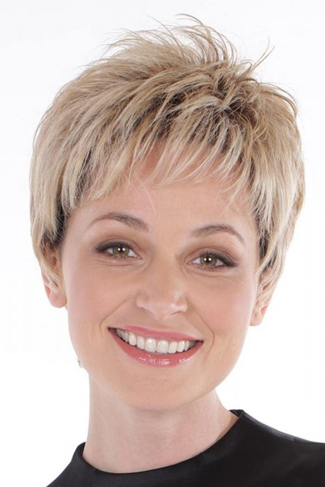 Energia by Belle Tress Wigs - Heat Friendly Synthetic, lace front, Monofilament Part