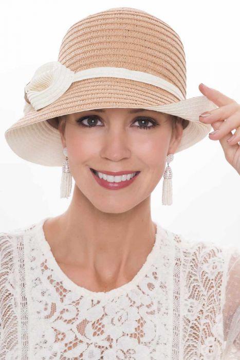 Eva Cloche Hat  