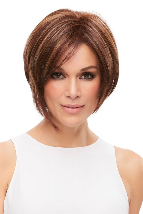 Eve by Jon Renau Wigs - High Heat Synthetic, Lace Front, Monofilament Wig