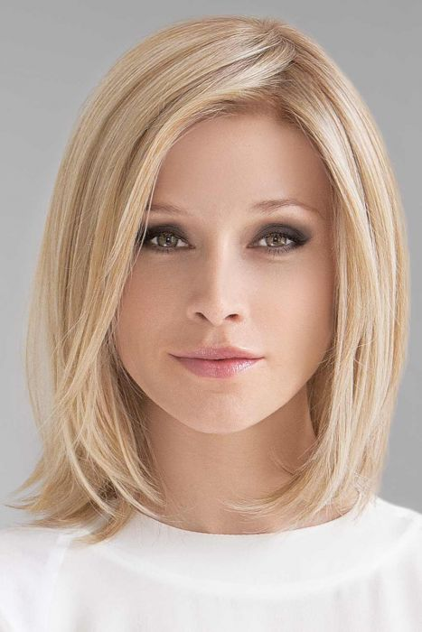 Catch by Ellen Wille Wigs - Human/Heat Friendly Synthetic Hair Blend, lace Front, Monofilament Top Wig