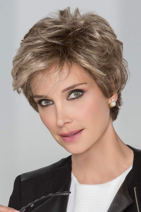 Petite/Average Impulse by Ellen Wille Wigs - Hand Tied, Lace Front, Monofilament Top Wig