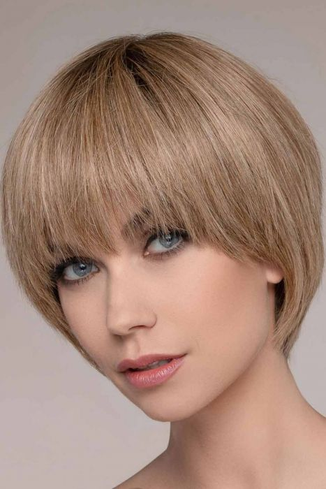 Flavour By Ellen Wille Wigs - Human Hair, Extended Lace Front, Hand Tied, Monofilament Top Wigs