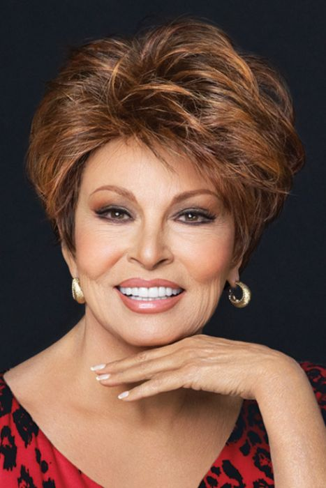 Fanfare by Raquel Welch Wigs - Monofilament, Lace Front Wig